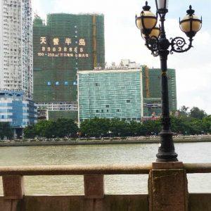 Canton: la ville moderne au bord de la Rivière des Perles