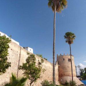 Azemmour - Les murs de la vieille ville
