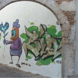 Street art à Azemmour
