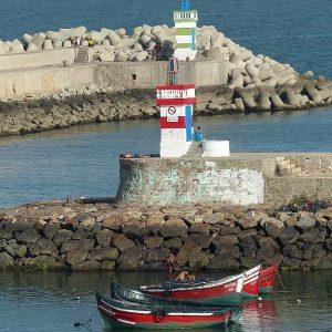 El Jadida - le port