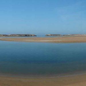 La lagune de Oualidia