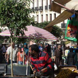 Tanger - Le marché