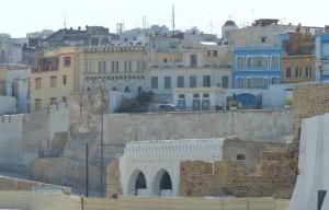 L'ancien port de Tanger