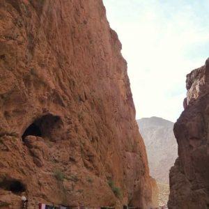 Vue générale des Gorges du Todgha