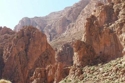 Trek entre les Gorges du Todgha et du Dades