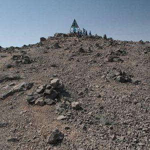 Le sommet du Toubkal