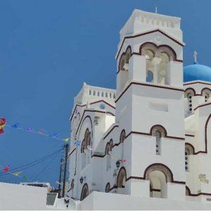 Eglise de Tholaria (Amorgos)