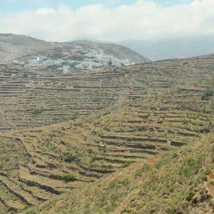 Entre Aegiali et Tholaria (Amorgos)