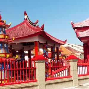 Le temple chinois de Singaraja à Bali
