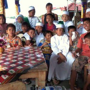 Joyeuse bande de gamins de Singaraja