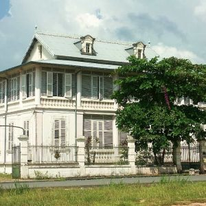 Belle maison coloniale à Saint Laurent du Maroni