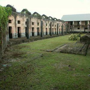 Guyane -  Camp de la Transportation