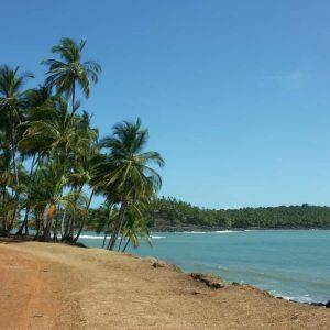 Saint Joseph - L'unique plage des Iles du Salut