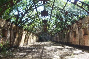 Camp de réclusion de l'île Saint Joseph, bagne de l'île du Salut