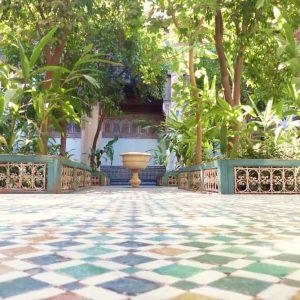 Marrakech-Palais Bahia