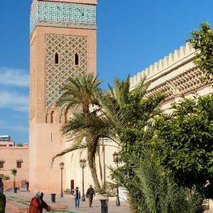La mosquée de la Kasbah
