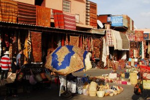 Marrakech - Place des Epices
