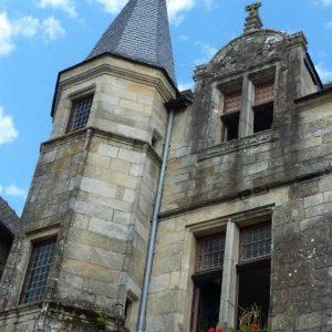 Rochefort en Terre - Le Château