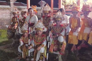 Bali - Yehsanih - La célébration du métal