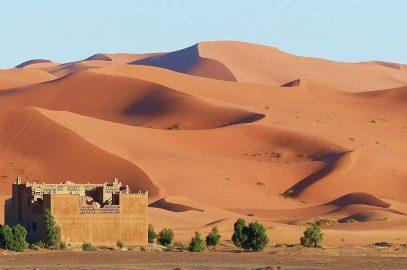 Merzouga: rencontre avec les hommes du désert