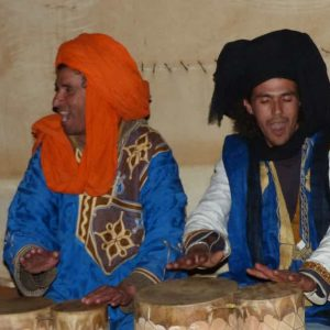 Chants traditionnels et percussions
