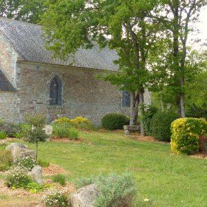 Chapelle du Moustoir à Locmariaquer