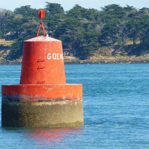 L'entrée du Golfe du Morbihan