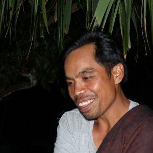 Alan, notre guide à Tetebatu et à Gili Asahan