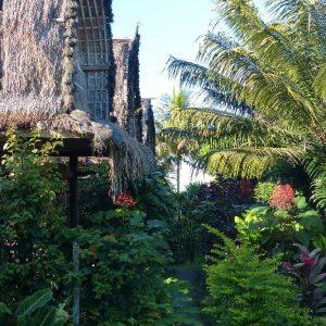 Cendrawasih Cottages à Tetebatu