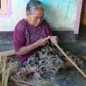 Près de Tetebatu - Artisanat traditionnel - Vannerie