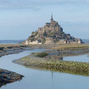 Le Mont Saint Michel a retrouvé son environnement maritime