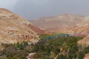 Arc en ciel Entre Ait Benhaddou et Telouet (13)