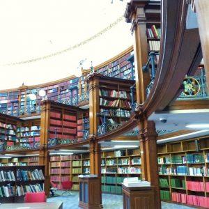 La bibliothèque de Liverpool
