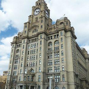 Pier Head Liverpool