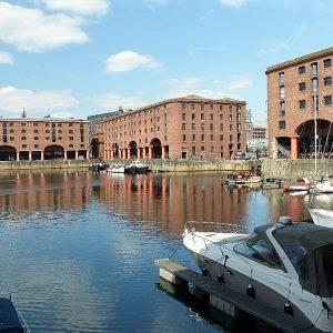 Albert Dock à Liverpool