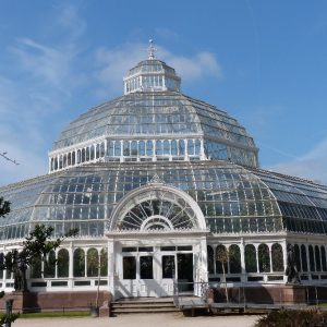 The Palm House à Sefton Park Liverpool