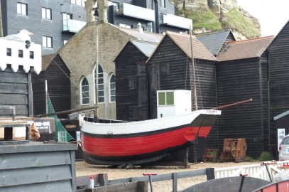 Une journée à Hastings