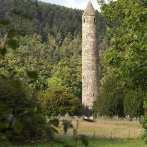 La tour de Glendalough