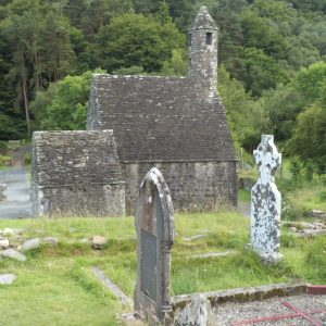 Ste Mary Church à Glendalough