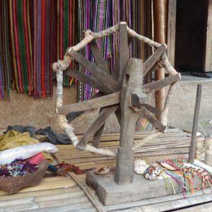 Dans le village Sasak de Sade à Lombok,