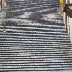 l'escalier Santa Maria del Monte à Caltagirone
