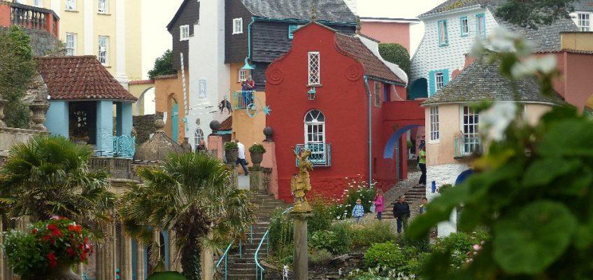 Portmeirion, Village du «Prisonnier»