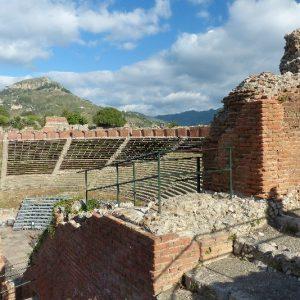 Le théâtre de Taormina
