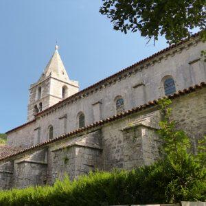 Abbaye de Leoncel - Vercors