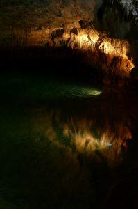 Grotte de Choranche - stalactites fistuleuses