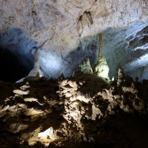 Grotte de Choranche dans le Vercors