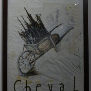 Palais Ideal du Facteur Cheval - L'hommage de Charlélie Couture