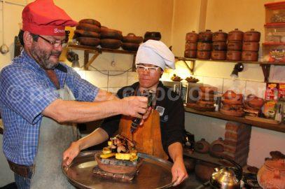 Voyage culinaire au Pérou