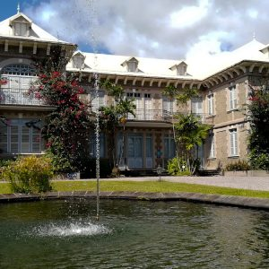 Le Chateau de l'Habitation Depaz