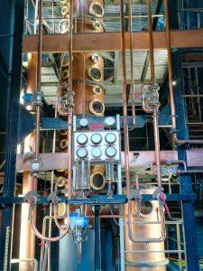 Habitation Neisson - La Colonne à distiller